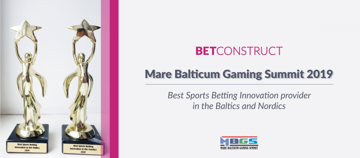 Double Triumph for BetConstruct at BSG Awards 2019