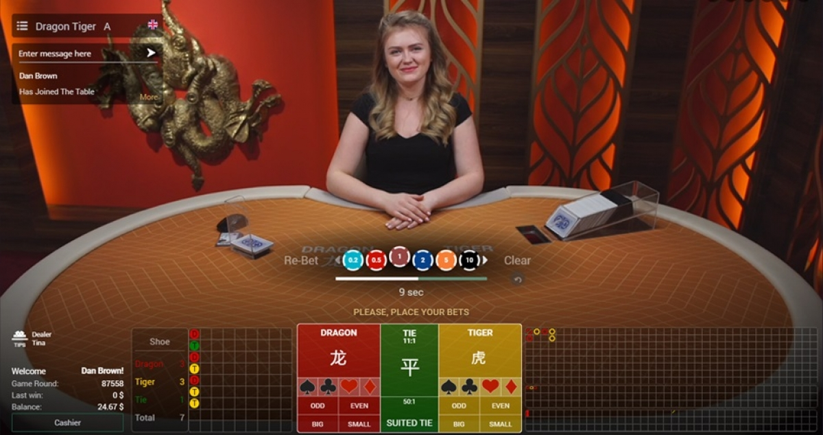 BetConstruct Adds Dragon Tiger & Baccarat Super 6 to Its Live Casino Games