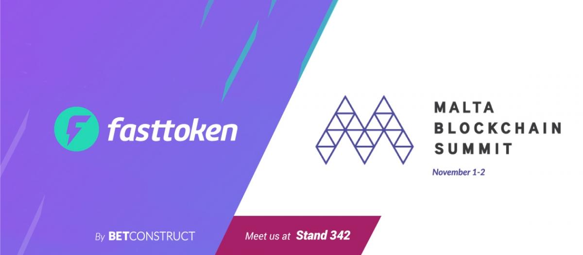 Fasttoken and Its Solutions at Malta Blockchain Summit