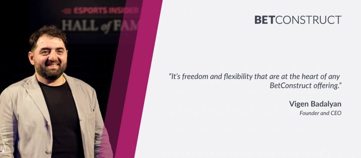 """Freedom & Flexibility"" Central to BetConstruct Offers"