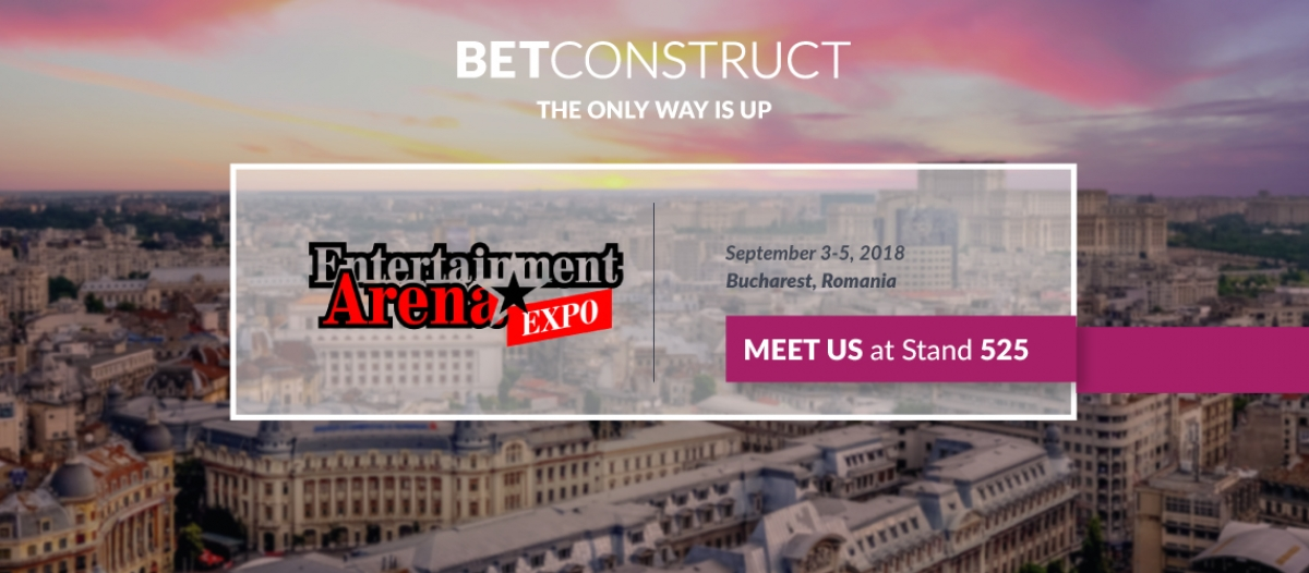 BetConstruct Attends the Entertainment Arena Expo