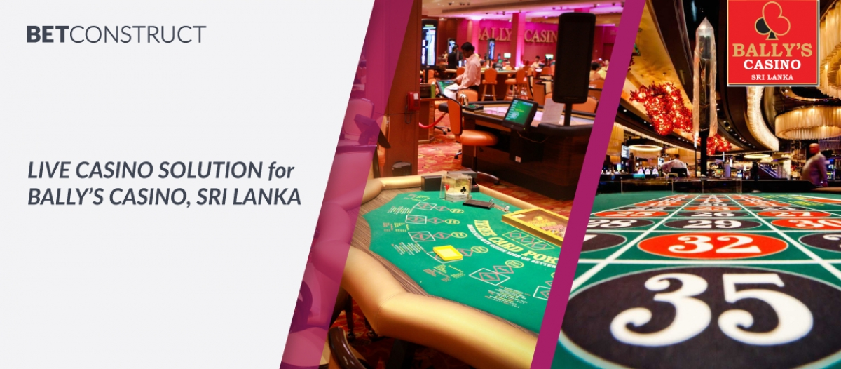 BetConstruct Provides Its Live Casino to Bally's Casino