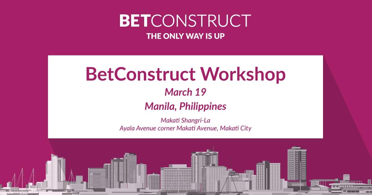 BetConstruct Organizes Innovations Workshop