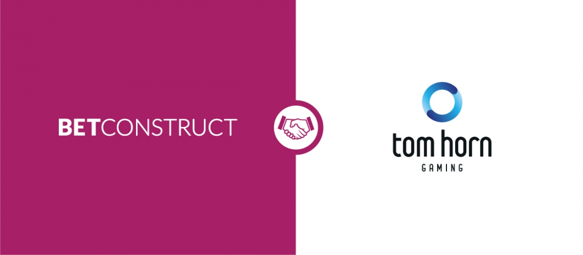 BetConstruct Teams up with Tom Horn