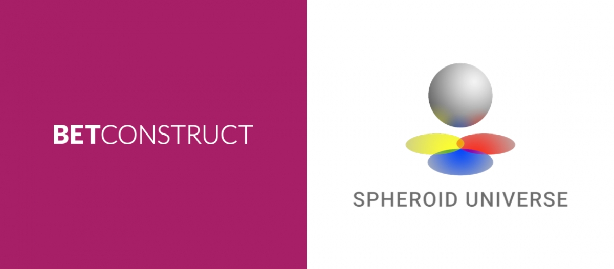 BetConstruct Partners up with Spheroid Universe