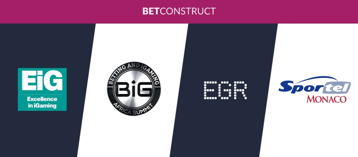 Gaming Autumn: BetConstruct Attends Seven Events