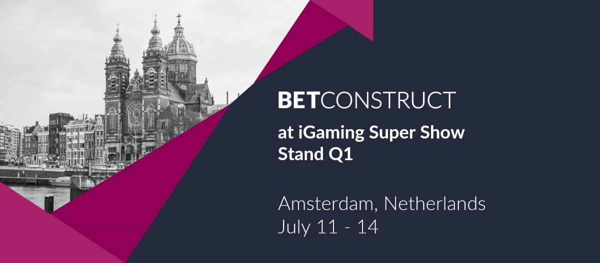 BetConstruct Returns to iGaming Super Show 2017