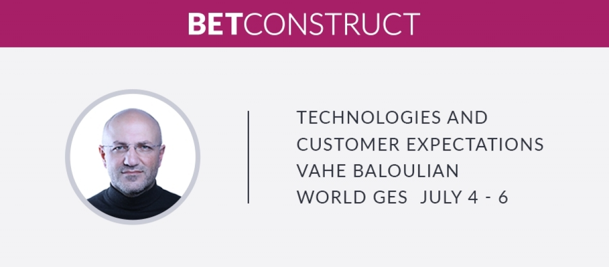 BetConstruct at WGES 2017