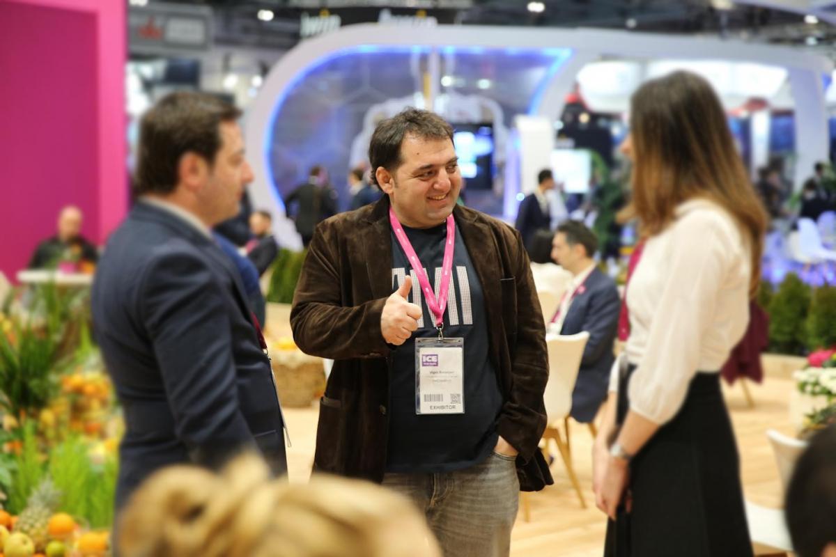 BetConstruct Executive Chairman Vigen Badalyan is in GIQ Hot 50