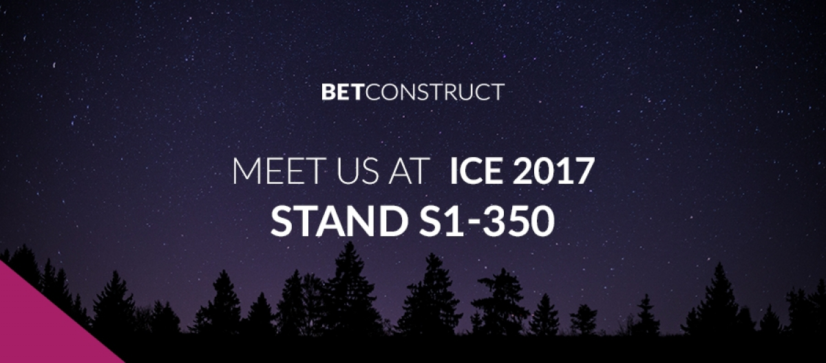 BetConstruct Travels to ICE 2017