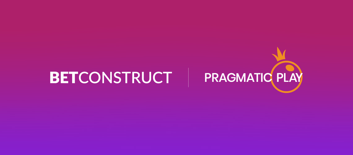 BetConstruct Announces Agreement with Pragmatic Play