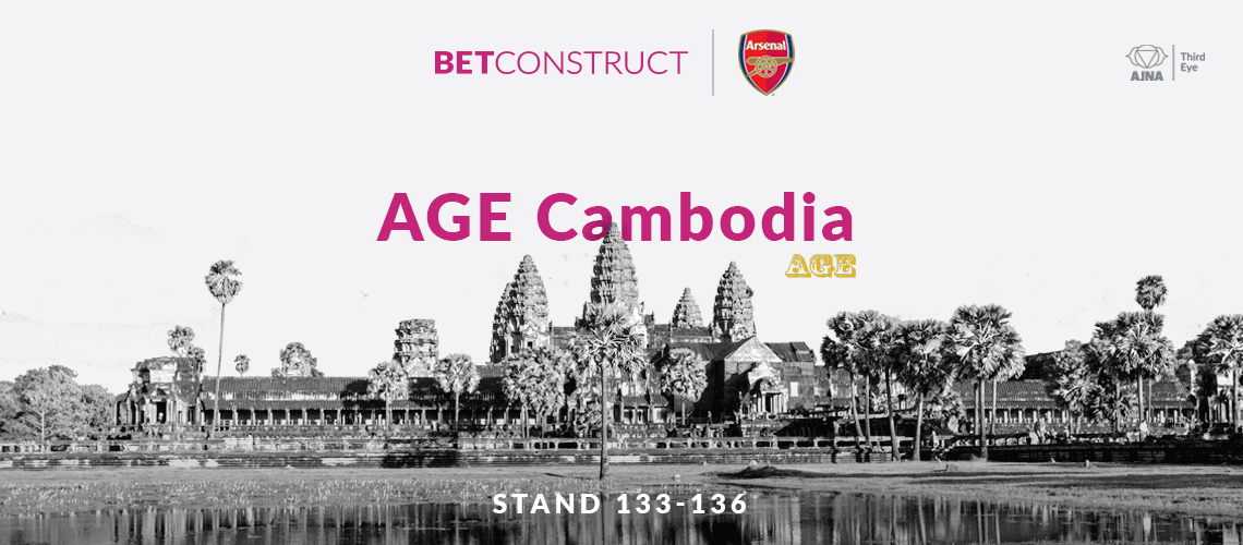 BetConstruct Attends AGE Cambodia