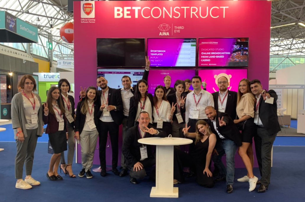 BetConstruct: Notes from Amsterdam