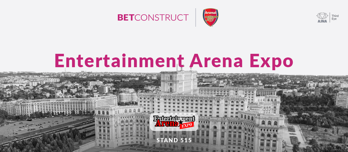 BetConstruct to Participate in Entertainment Arena Expo
