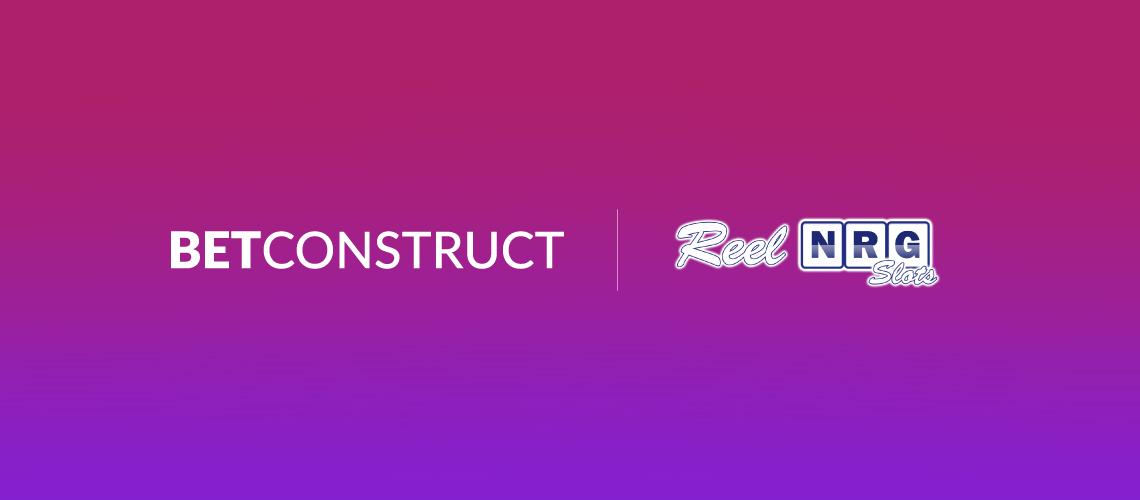 ReelNRG Slots are Added to BetConstruct's Gaming Portfolio