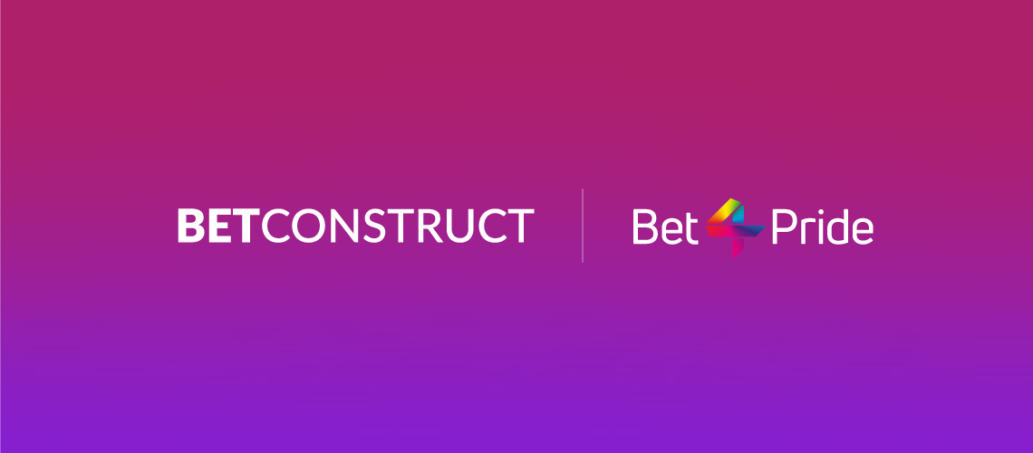 BetConstruct Powers Bet4Pride With Cutting Edge iGaming Solutions