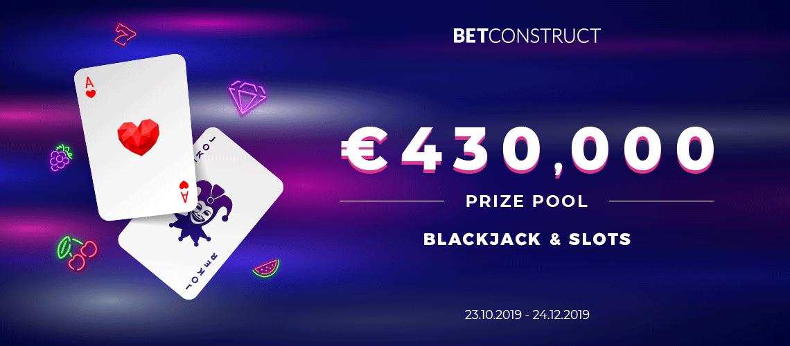BetConstruct Announces a €430,000 Prize Pool Tournament