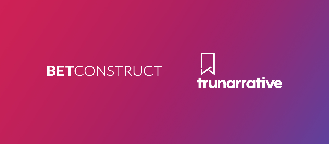 TruNarrative Unites with BetConstruct