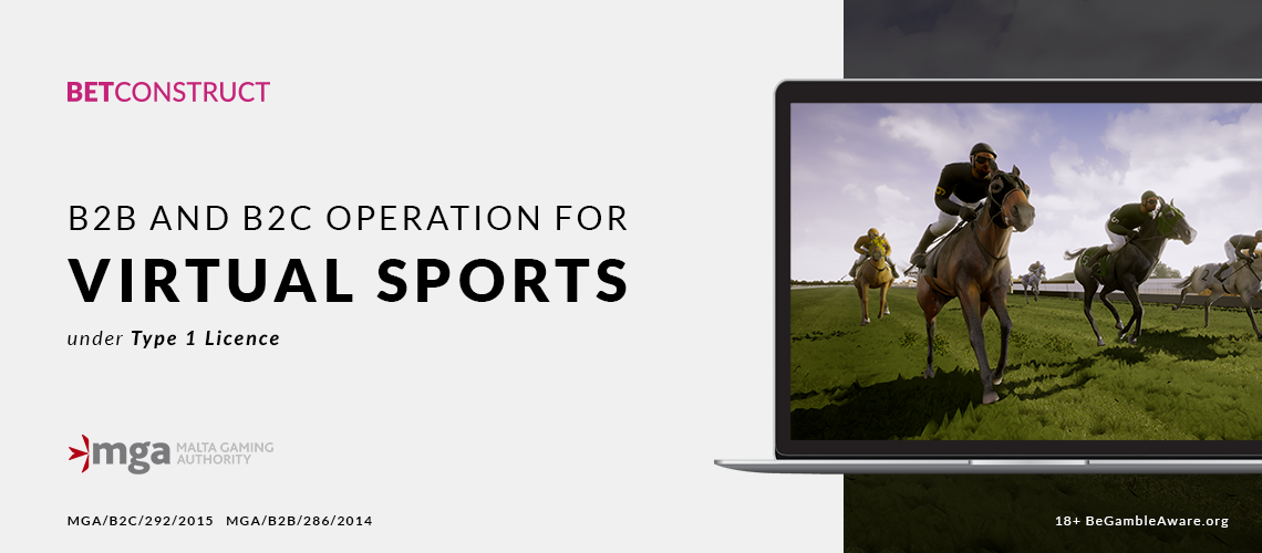 BetConstruct's Virtual Sports Receives MGA Approval