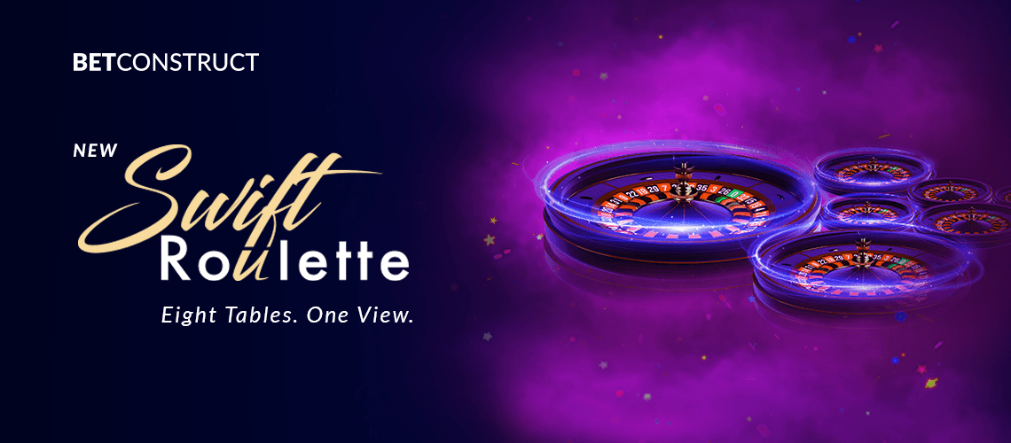 BetConstruct Unveils Swift Roulette to Boost Player Engagement