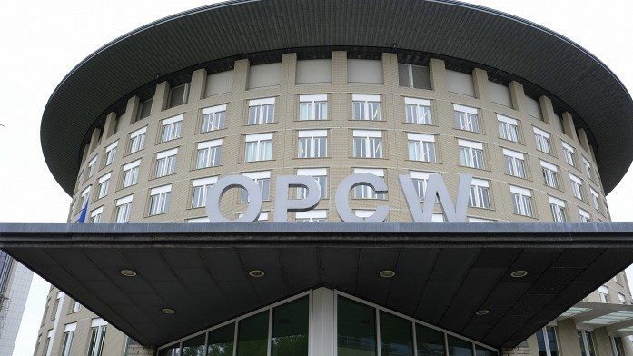 Will Bashar Asad comment on the results of OPCW's investigation of cases use of chemical weapons in Syria?