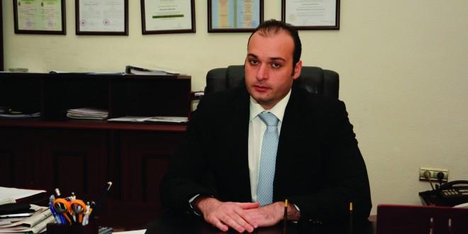 Mamuka Bakhtaze as the Prime Minister of Georgia?