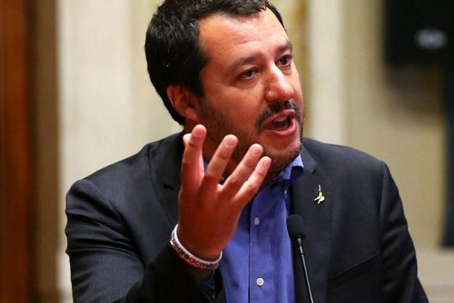 Salvini to ban migrants arrival?