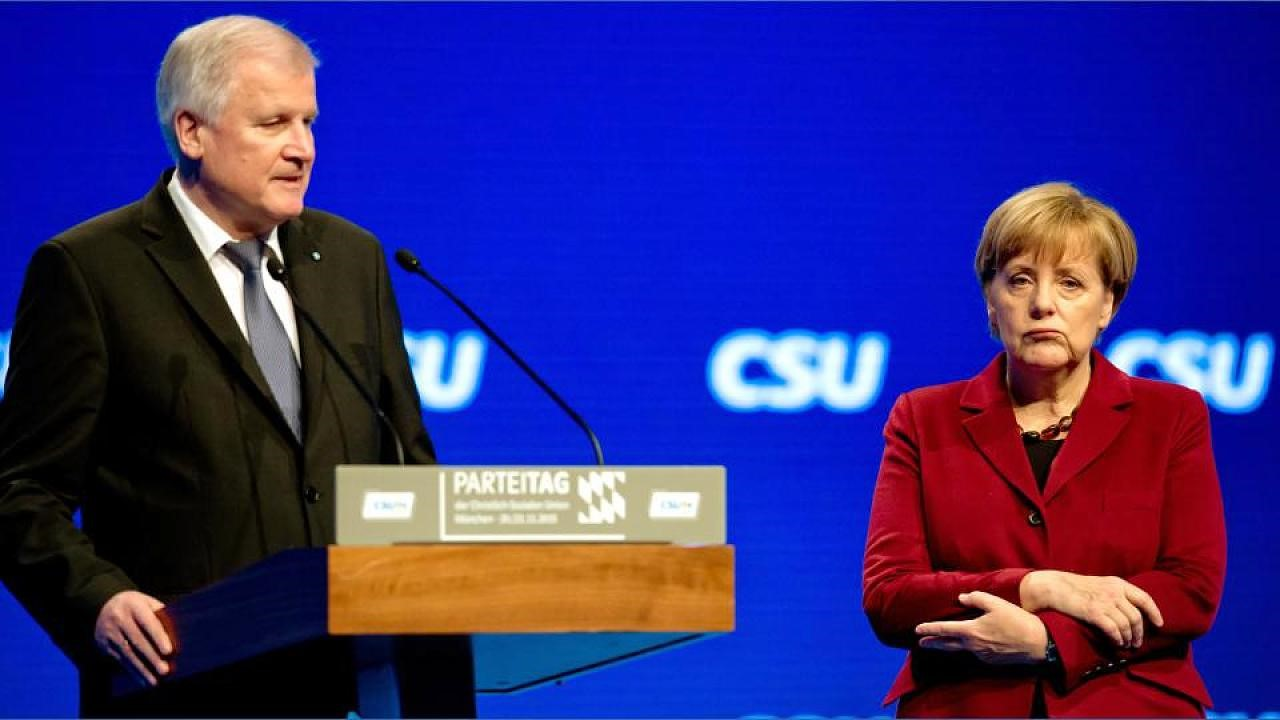 Is German coalition going to collapse?