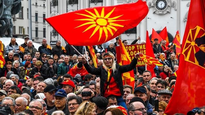 Will the name dispute deal be ratified in Skopje ?