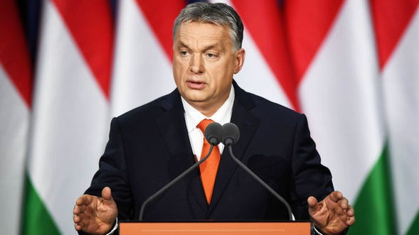 Will Orban's government impose 25% percent tax on humanitarian organizations in Hungary?