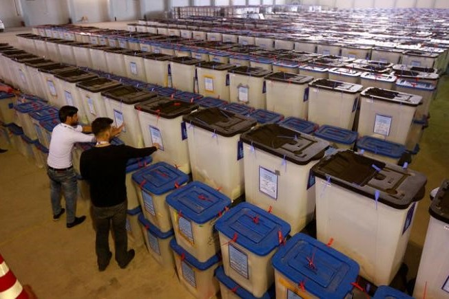 Will Sadr's party lose majority after recount of votes?