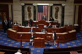 Will the next document on immigration be passed by the US House of Representatives?