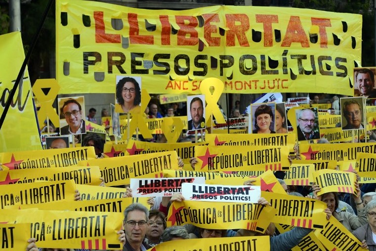 Will Catalan prisoners be transferred close to home?