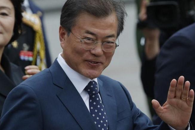 Will Moon Jae-in visit India?