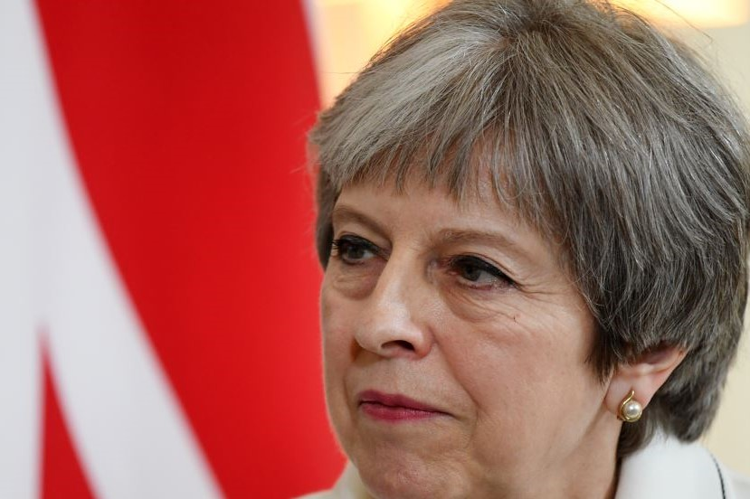 Will Theresa May visit Russia?