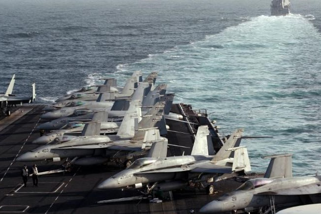 Will US Navy protect commerce in face of Iran oil threat?