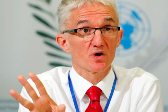 Will top UN aid official visit North Korea?