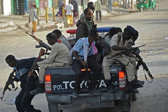 Will al Shabaab islamist group claim responsibility for the explosion in Mogadishu?
