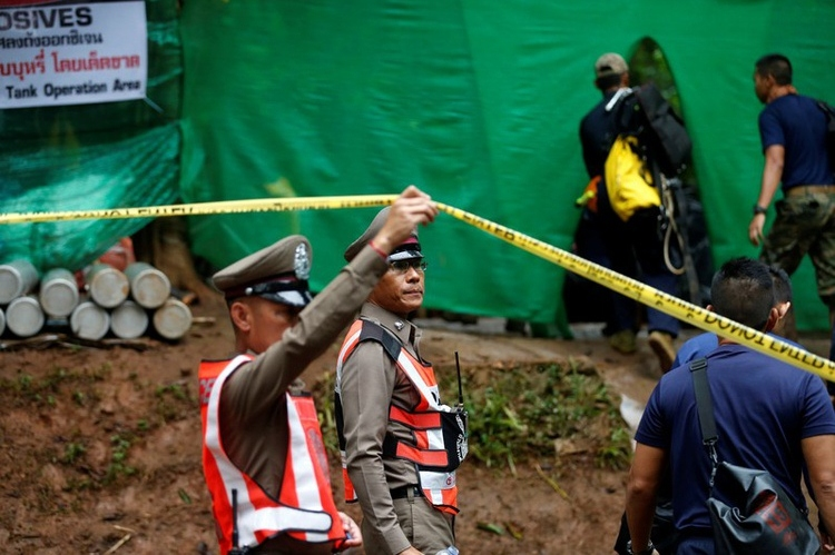 'Today is D-Day' for Thai boys trapped in cave, says rescue operation chief