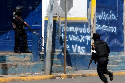 Will Trump address his negative reaction to the administration of Nicaragua?