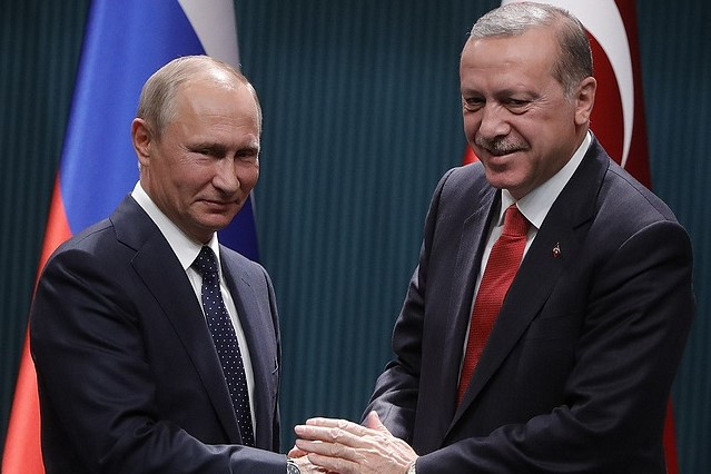Will Putin and Erdogan meet after Helsinki summit?