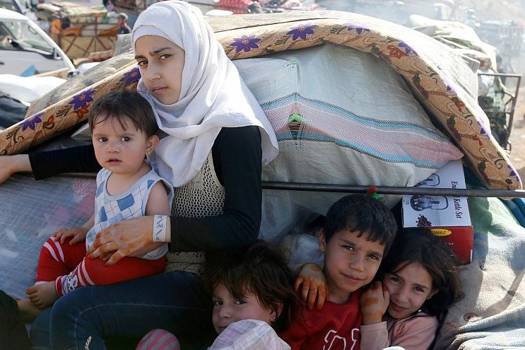 Will Trump accept Russia's plan on Syrian refugees?