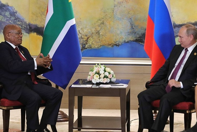 Will South Africa and Russia start a new common nuclear project?