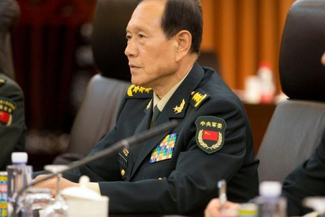 Will China's defense minister visit India?