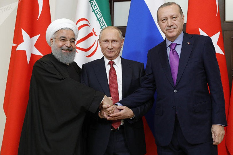 Will Sochi meeting help for peace dialogue in Syria?