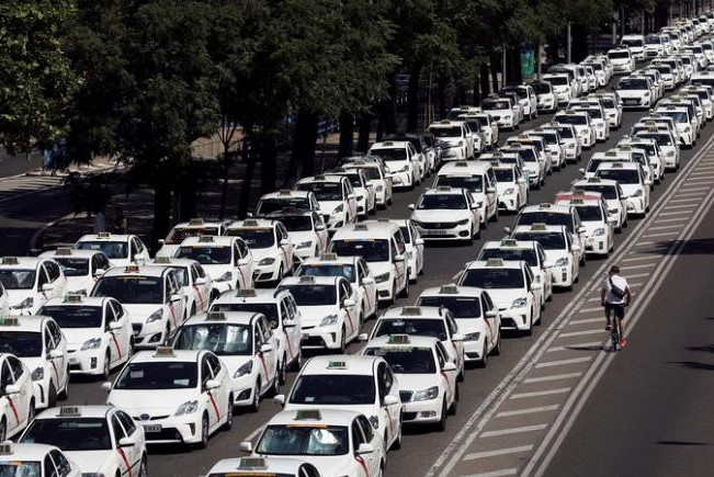 Will Uber drivers end protest in Spain?