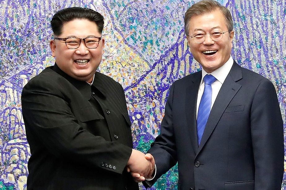 Will North and South Korea  have a common summit in September?