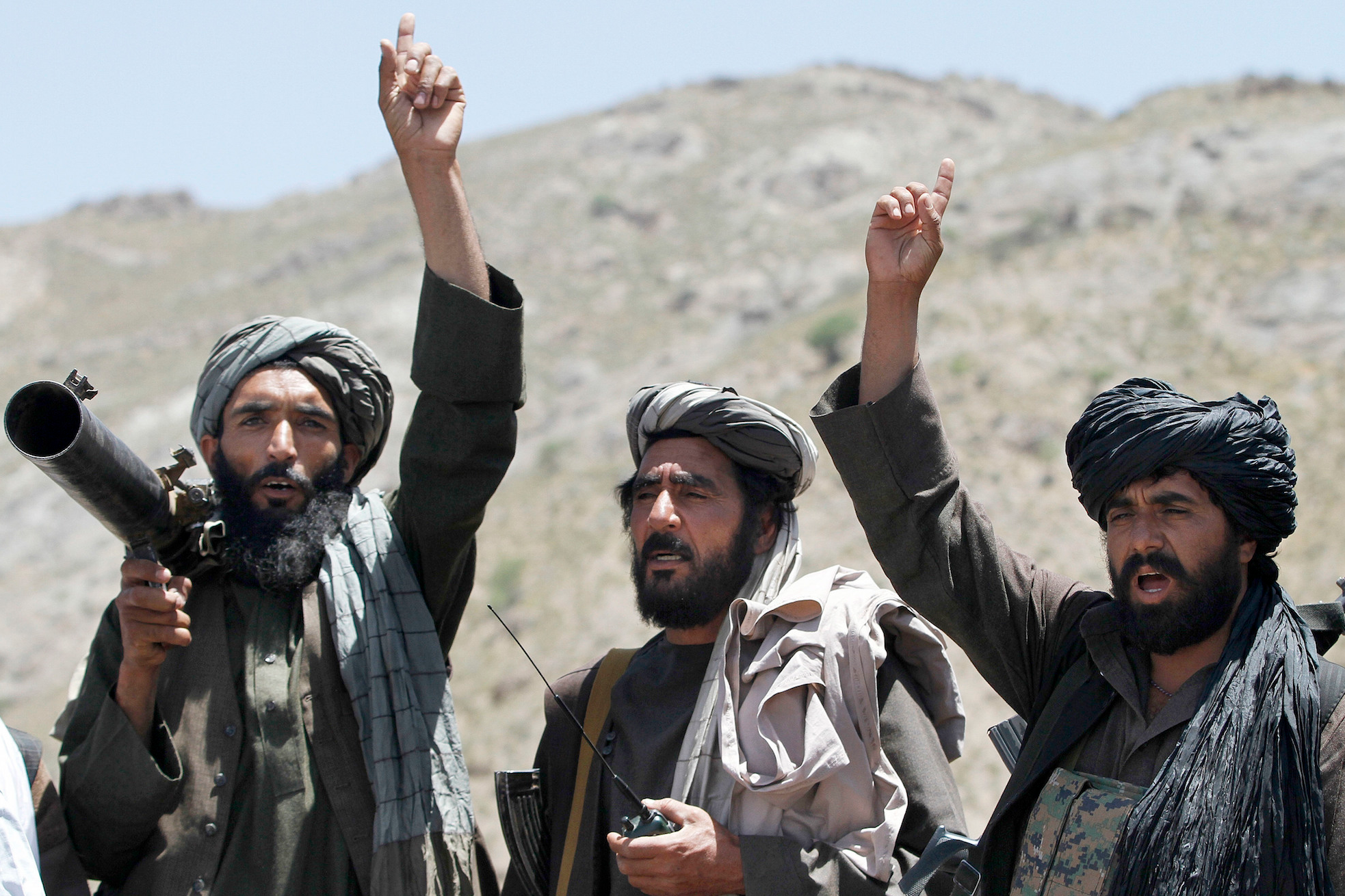 Will official Afghanistan initiate an anti-Taliban operation?