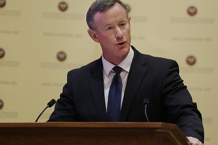 Will Donald Trump revoke William McRaven's security clearance before autumn?