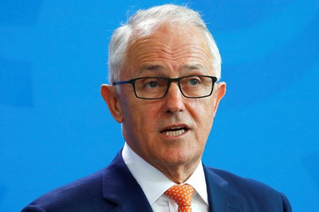 Will Australian PM  Malcolm Turnbull resign before fall?